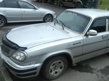 ГАЗ 31105 Волга 2005 - отзыв владельца