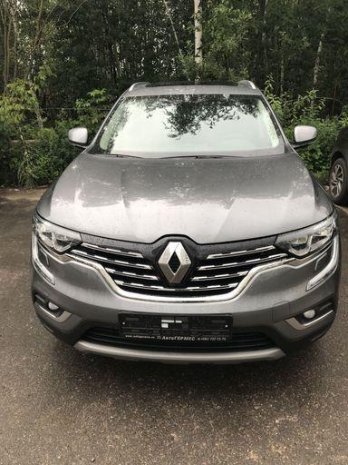 Renault Koleos, 2018
