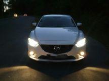 Mazda Mazda6 2014 отзыв автора | Дата публикации 20.08.2018.