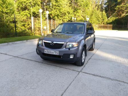 Mazda Tribute 2007 - отзыв владельца