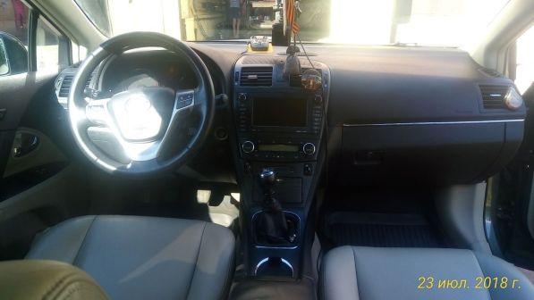 Toyota Avensis 2009 - отзыв владельца