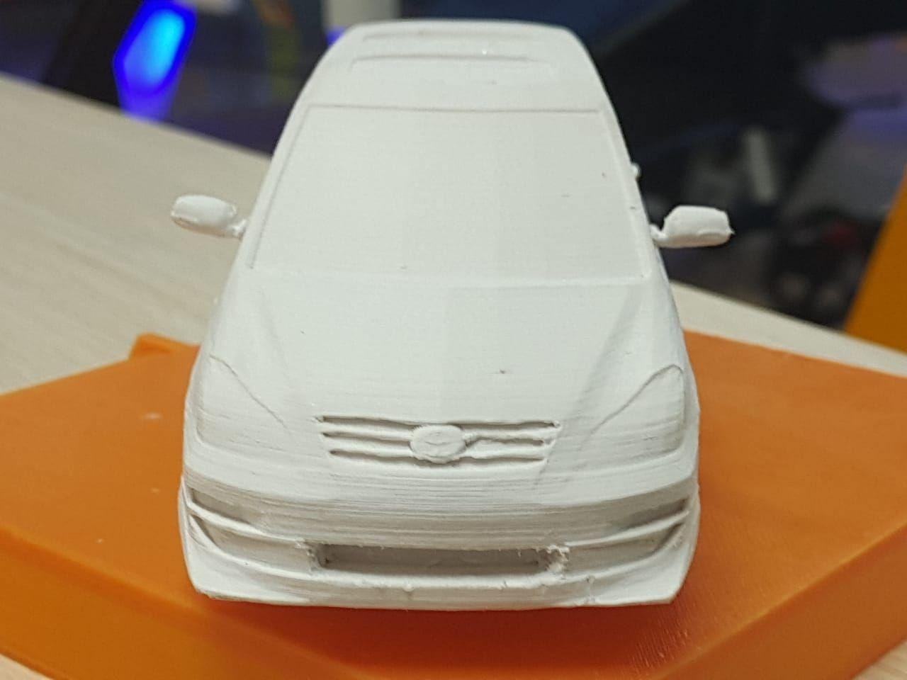 Побаловал себя 3D моделью