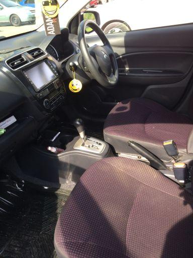 Mitsubishi Mirage 2012 отзыв автора | Дата публикации 23.08.2018.