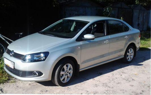Volkswagen Polo 2013 - отзыв владельца