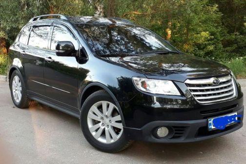Subaru Tribeca 2009 - отзыв владельца