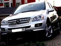 Mercedes-Benz M-Class, 2005