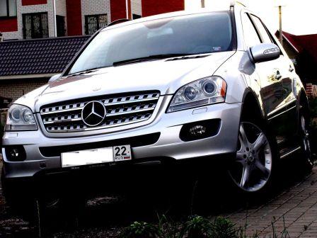 Mercedes-Benz M-Class 2005 - отзыв владельца