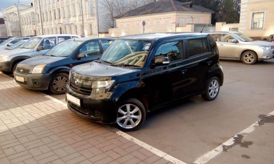 Toyota bB  - отзыв владельца