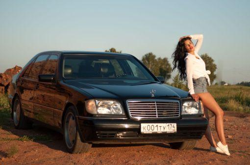 Mercedes-Benz S-Class 1997 - отзыв владельца
