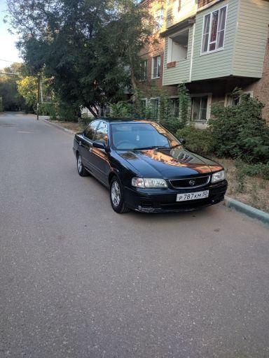 Nissan Sunny, 2001