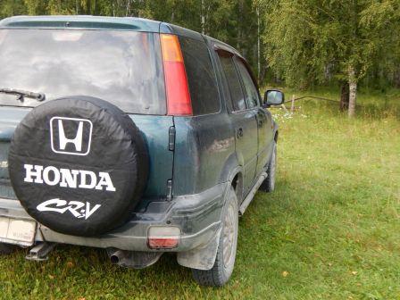 Honda CR-V 1998 - отзыв владельца