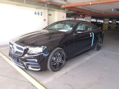 Mercedes-Benz E-Class, 2018