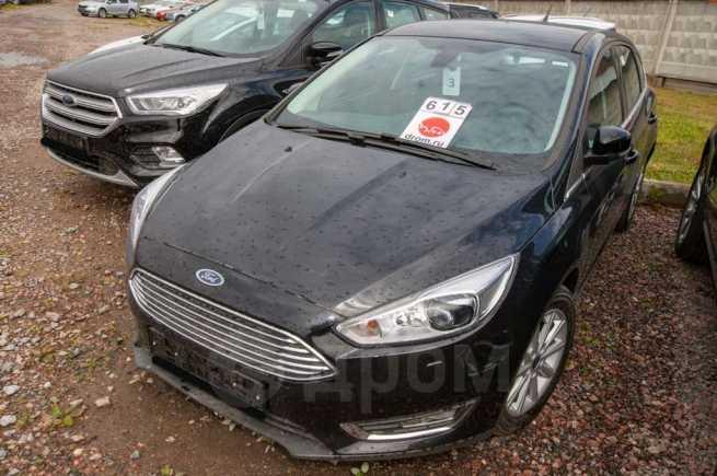 Ford Focus, 2018 год, 1 120 000 руб.