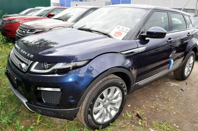 Land Rover Range Rover Evoque, 2018 год, 3 148 000 руб.