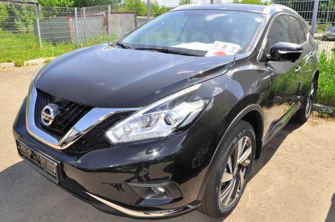 Nissan Murano, 2018 год, 3 033 794 руб.