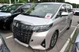 Toyota Alphard. СЕРО-ЗОЛОТИСТЫЙ МЕТАЛЛИК (4Х1)
