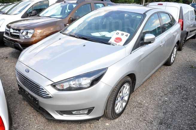 Ford Focus, 2018 год, 1 142 000 руб.