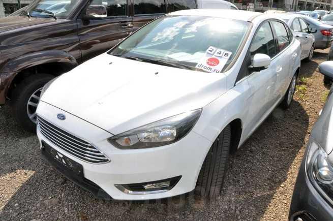 Ford Focus, 2018 год, 1 134 000 руб.