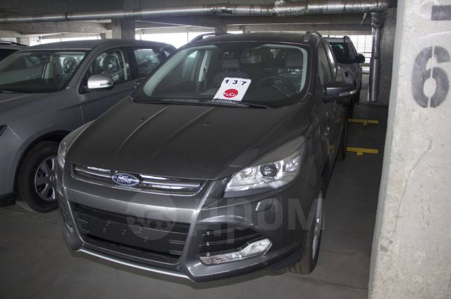 Ford Kuga, 2016 год, 2 109 000 руб.