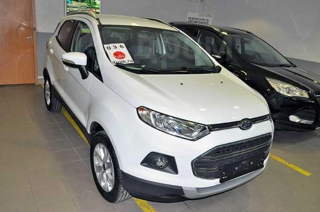 Ford EcoSport, 2018 год, 1 201 000 руб.