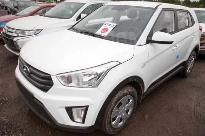 Hyundai Creta, 2018 год, 1 161 012 руб.