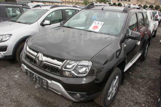 Renault Duster, 2018 год, 1 002 990 руб.