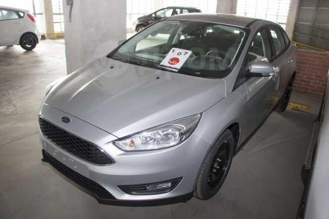 Ford Focus, 2018 год, 880 700 руб.