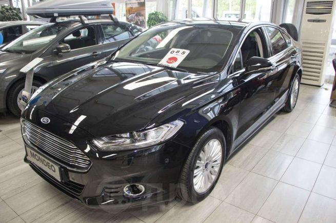 Ford Mondeo, 2018 год, 2 005 000 руб.