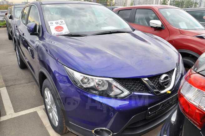 Nissan Qashqai, 2018 год, 1 499 816 руб.