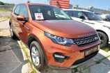 Land Rover Discovery Sport. ОРАНЖЕВЫЙ (NAMIB ORANGE)