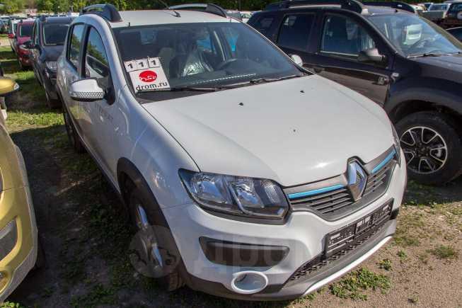 Renault Sandero Stepway, 2018 год, 824 536 руб.