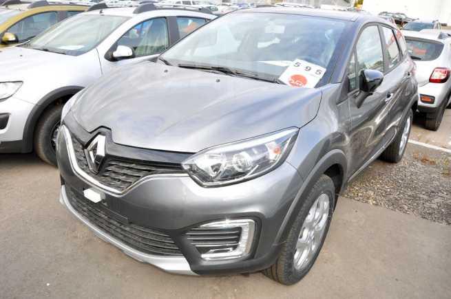 Renault Kaptur, 2018 год, 1 168 970 руб.