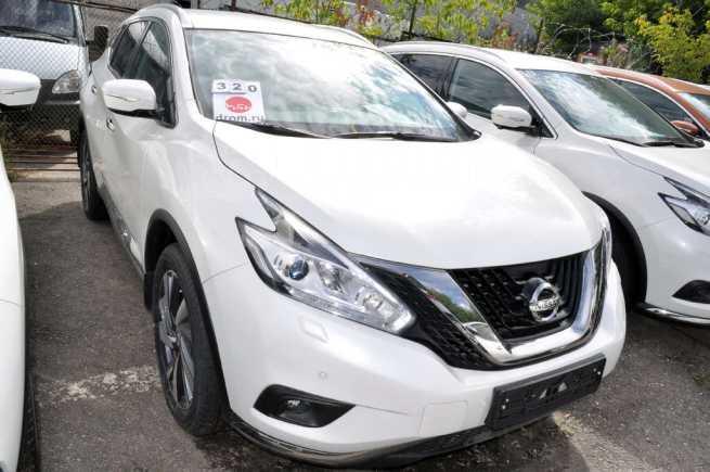 Nissan Murano, 2018 год, 2 892 060 руб.