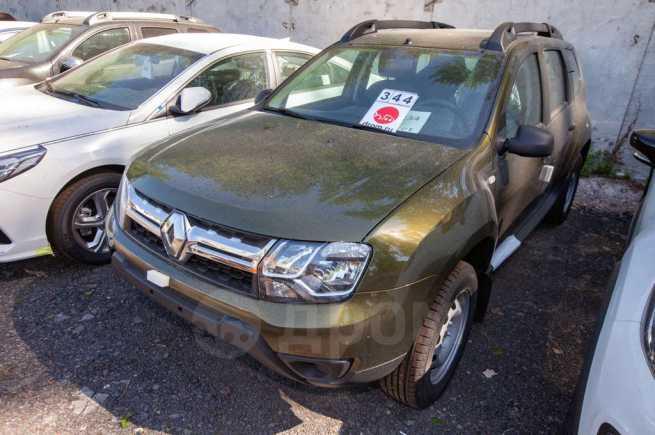 Renault Duster, 2018 год, 839 990 руб.