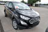 Ford EcoSport. ЧЕРНЫЙ (PANTHER BLACK)