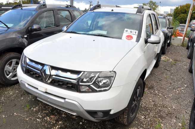 Renault Duster, 2018 год, 1 092 980 руб.