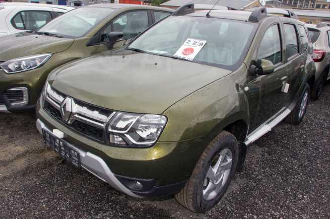 Renault Duster, 2018 год, 1 052 990 руб.