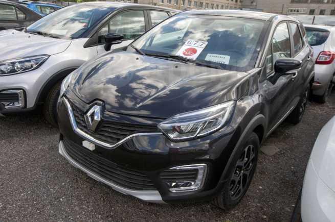 Renault Kaptur, 2018 год, 1 310 980 руб.