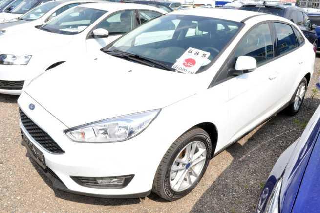 Ford Focus, 2018 год, 1 052 500 руб.