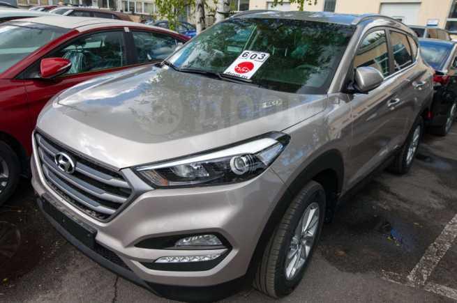 Hyundai Tucson, 2018 год, 1 694 000 руб.