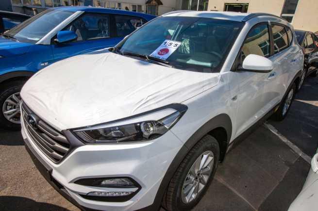 Hyundai Tucson, 2018 год, 1 589 000 руб.