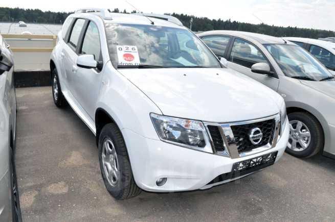 Nissan Terrano, 2018 год, 1 154 000 руб.