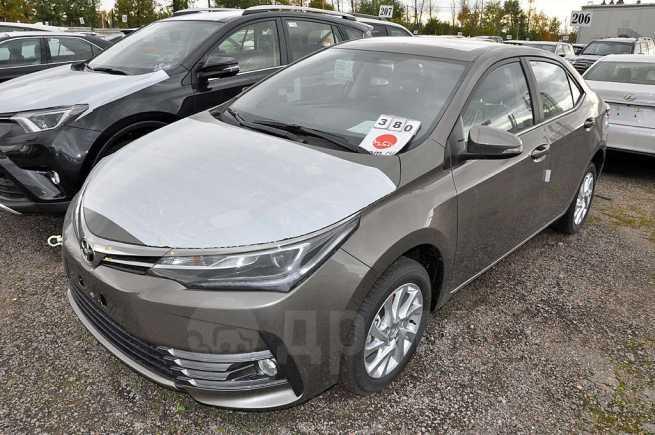 Toyota Corolla, 2018 год, 1 238 000 руб.