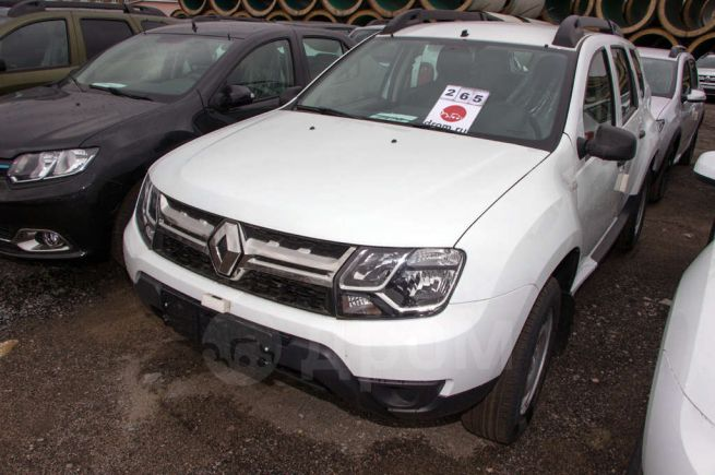 Renault Duster, 2018 год, 926 980 руб.