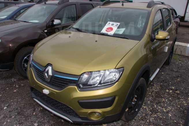Renault Sandero Stepway, 2018 год, 689 990 руб.