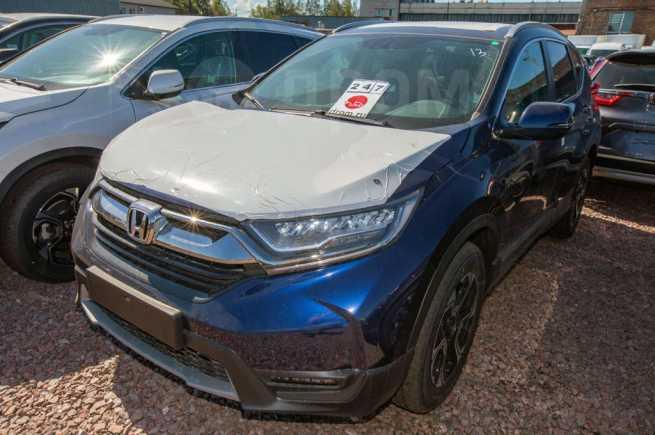 Honda CR-V, 2018 год, 2 677 900 руб.
