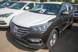 Hyundai Santa Fe. ARABIAN MOCHA (N8N)