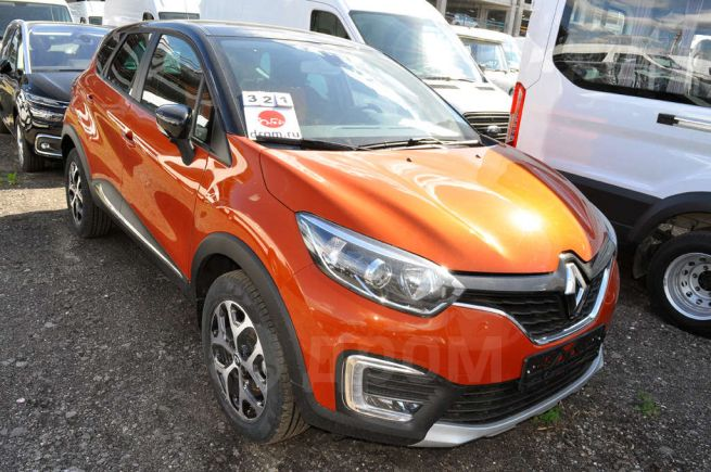 Renault Kaptur, 2018 год, 1 245 980 руб.