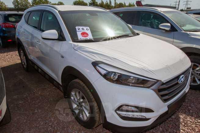 Hyundai Tucson, 2018 год, 1 631 696 руб.