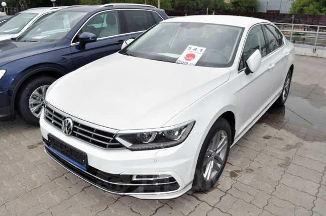 Volkswagen Passat, 2018 год, 1 875 890 руб.